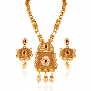 Buy Majestic Gold plated fusion set Online