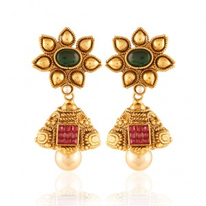 Buy Fashion antique jhumka Online