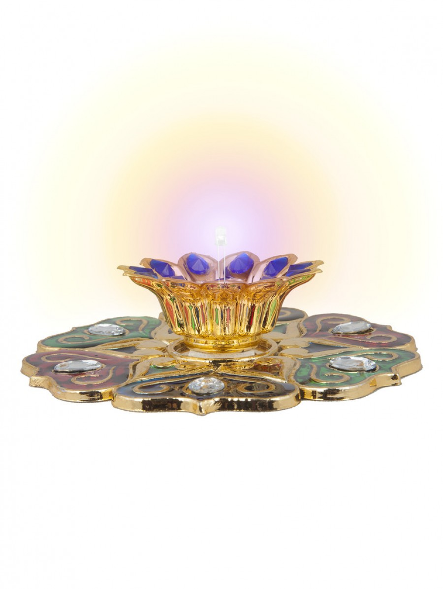 Buy Sukkhi Exclusive Designer Electronic Candle Diya Online