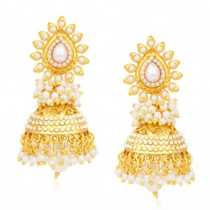 Buy Pissara Incredible Gold Plated Earring For Women Online