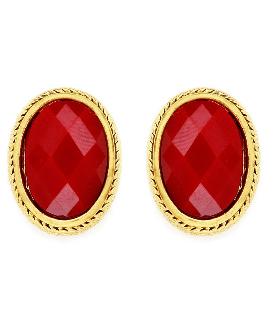 Buy Sukkhi Gleaming Gold Plated Earring For Women Online
