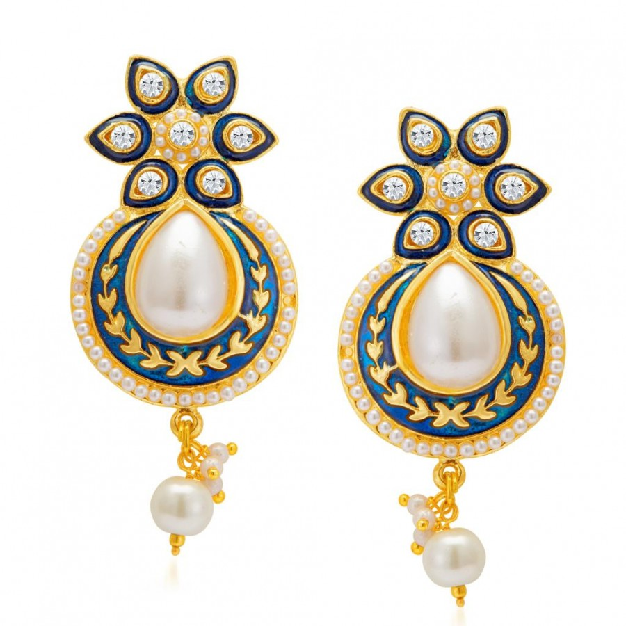 Buy Sukkhi Exquisite Gold Plated Earring for Women Online