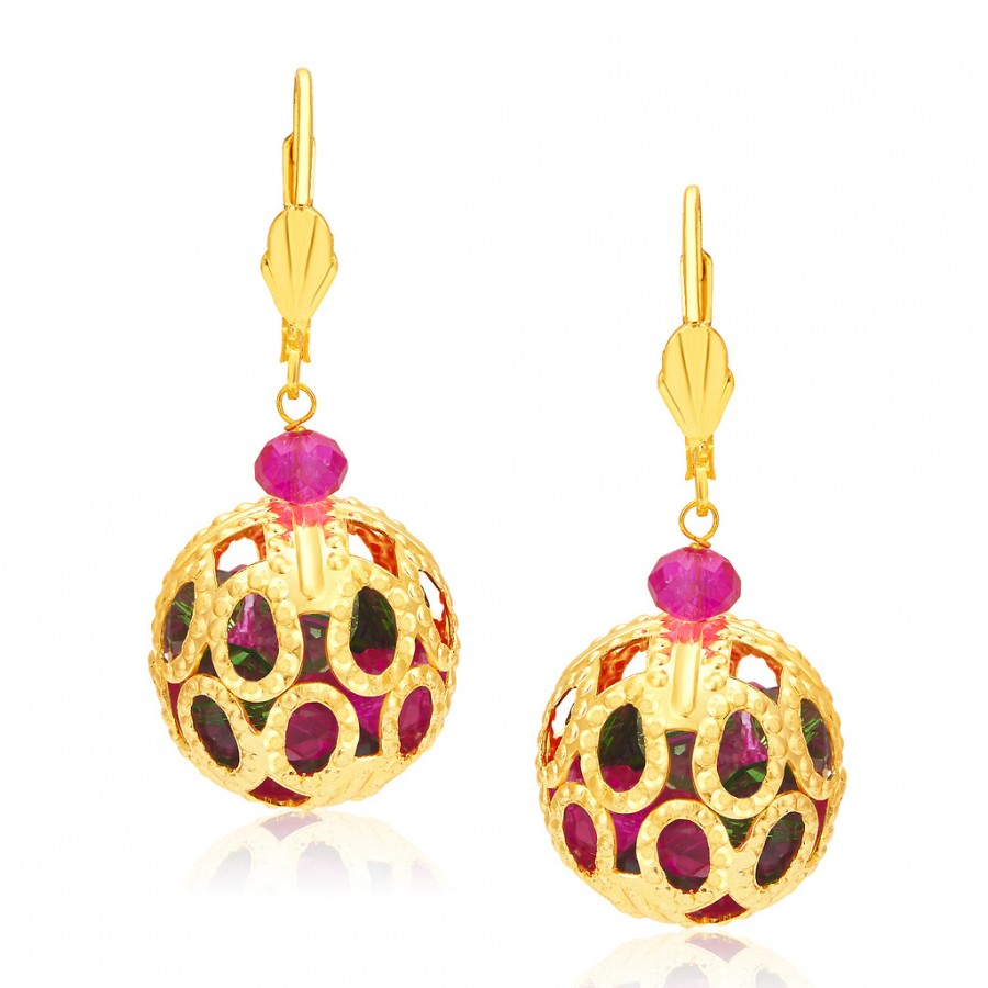 Buy Sukkhi Creative Gold Plated Earrings For Women Online
