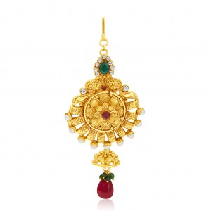 Buy Sukkhi Gorgeous Gold Plated Passa For Women Online