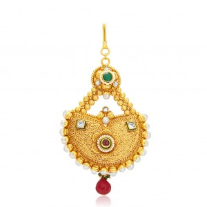 Buy Sukkhi Glamorous Gold Plated Passa For Women Online