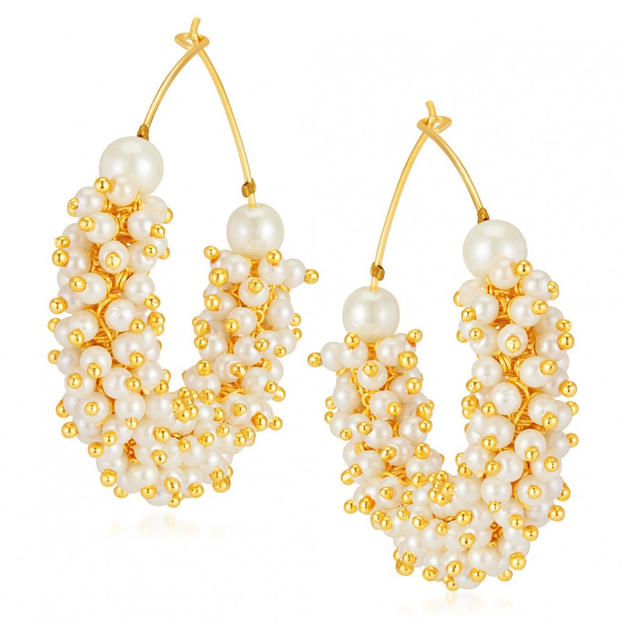 Buy Earrings Online India | Fashion Jhumka Earrings Online Shopping