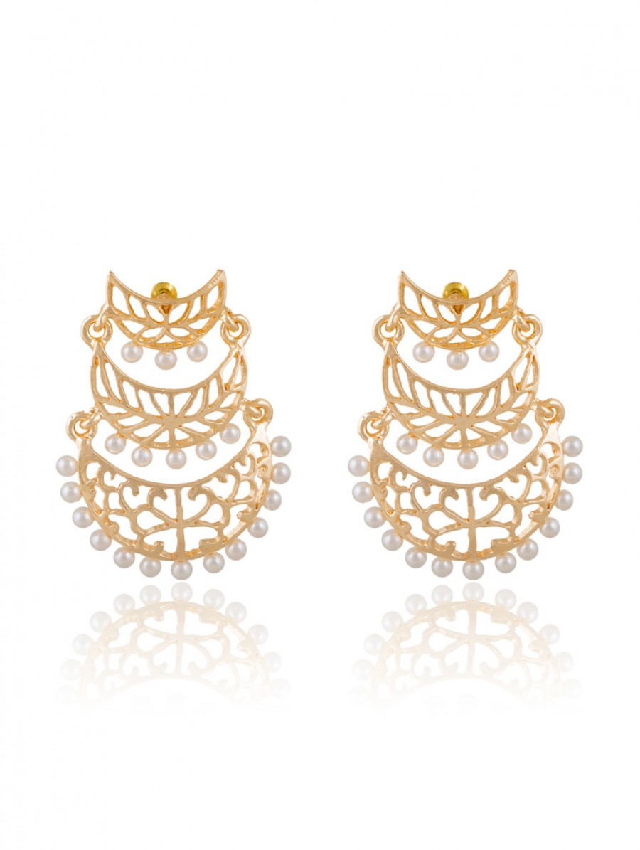 Buy Sukkhi Divine Gold Plated Earring For Women Online