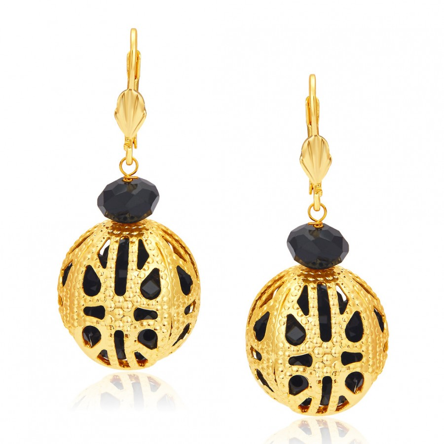 Buy Sukkhi Magnificent Gold Plated Earrings For Women Online