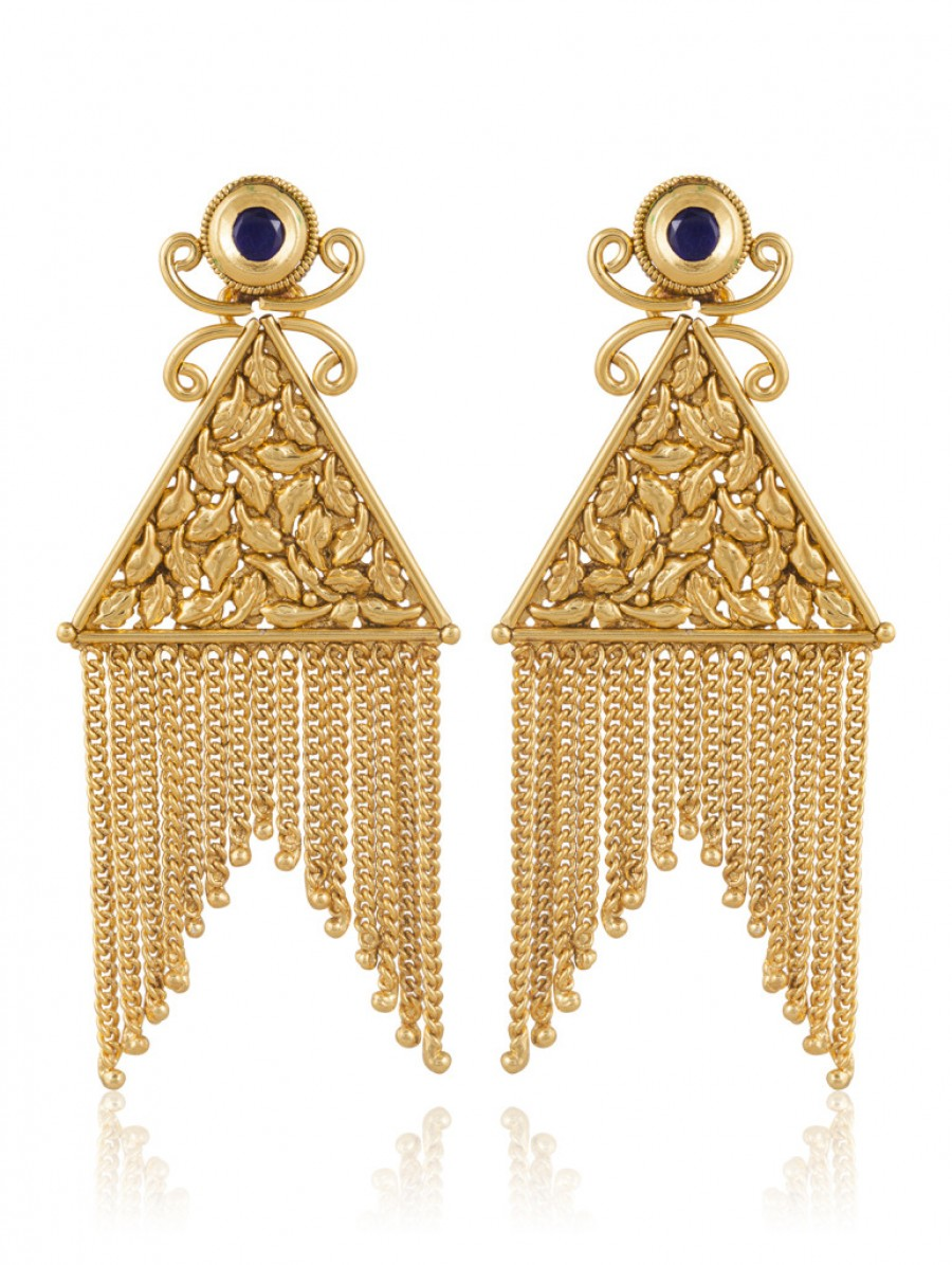 Buy Sukkhi Classy Gold Plated Earring For Women Online