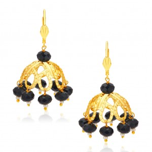 Buy Sukkhi Luxurious Gold Plated Earrings For Women Online