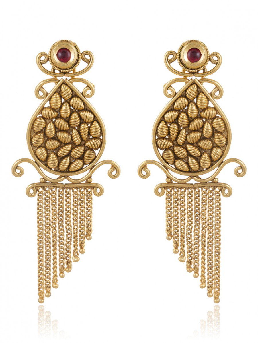 Buy Sukkhi Exotic Gold Plated Earring For Women Online