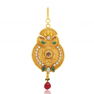 Buy Sukkhi Excellent Gold Plated Passa For Women Online