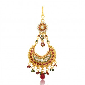 Buy Sukkhi Exquisite Gold Plated Passa For Women Online