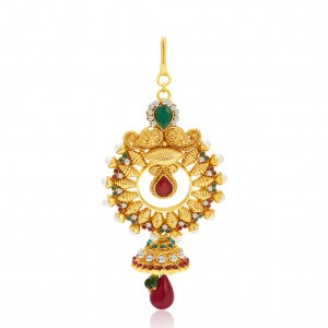Buy Sukkhi Angelic Gold Plated Passa For Women Online