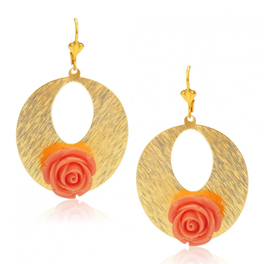 82d3d665e Grab |Sukkhi Fancy Gold Plated Earrings For Women at best price | 503652