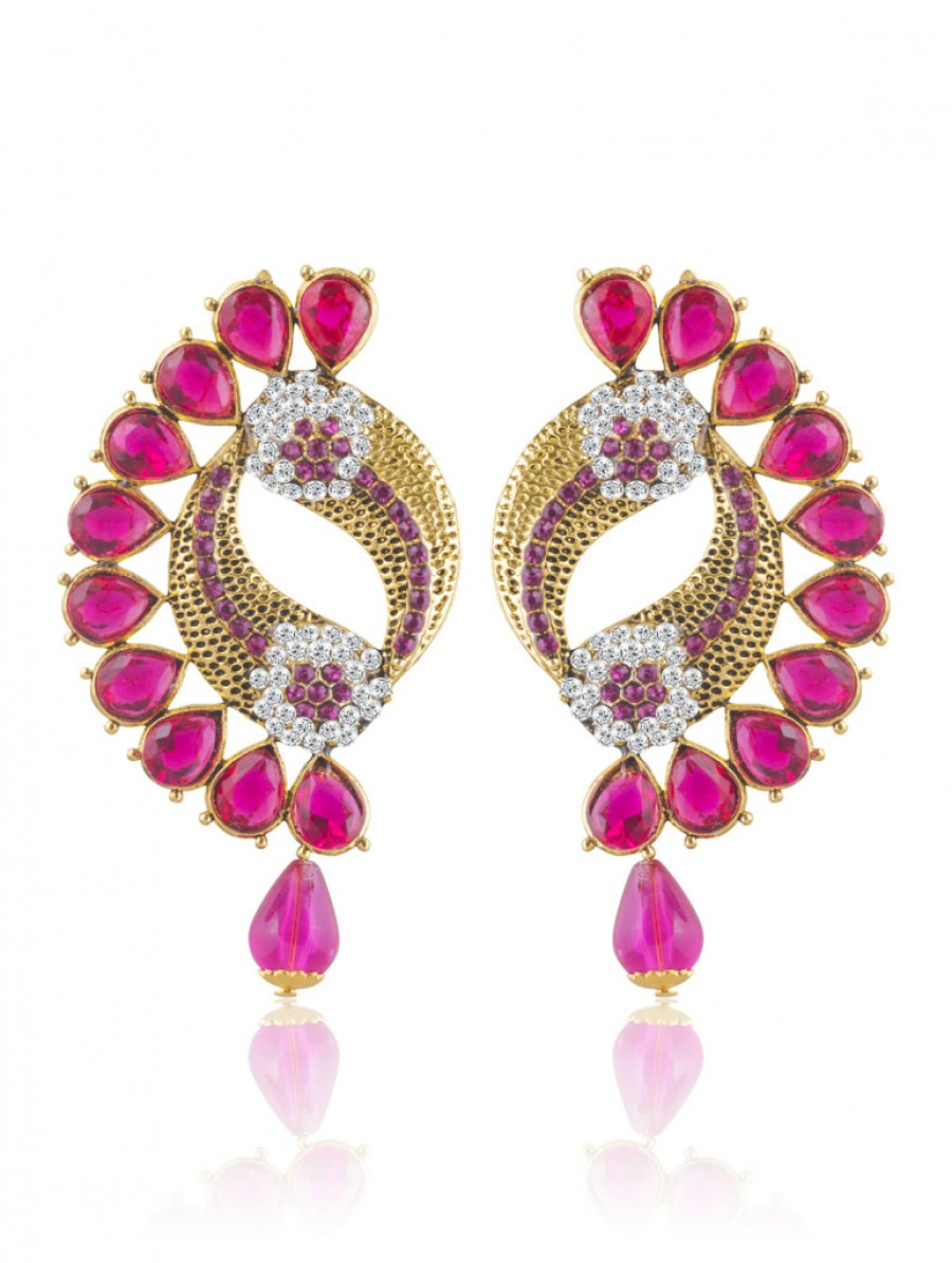 Buy Sukkhi Marvellous Gold Plated Earring For Women Online