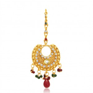 Buy Sukkhi Ethnic Gold Plated Passa For Women Online