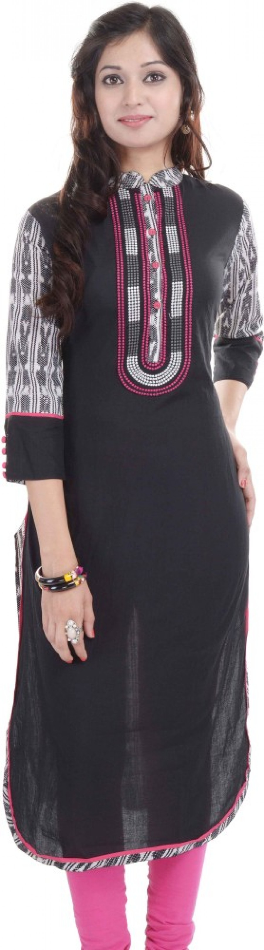 Buy Artisan Creation Casual Printed Women Kurti Online