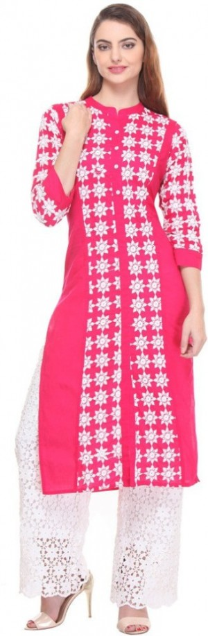 Buy Varanga Embroidered Women Kurti Online