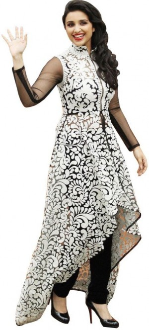 Buy Fabboom Party, Festive Printed Women Kurti Online