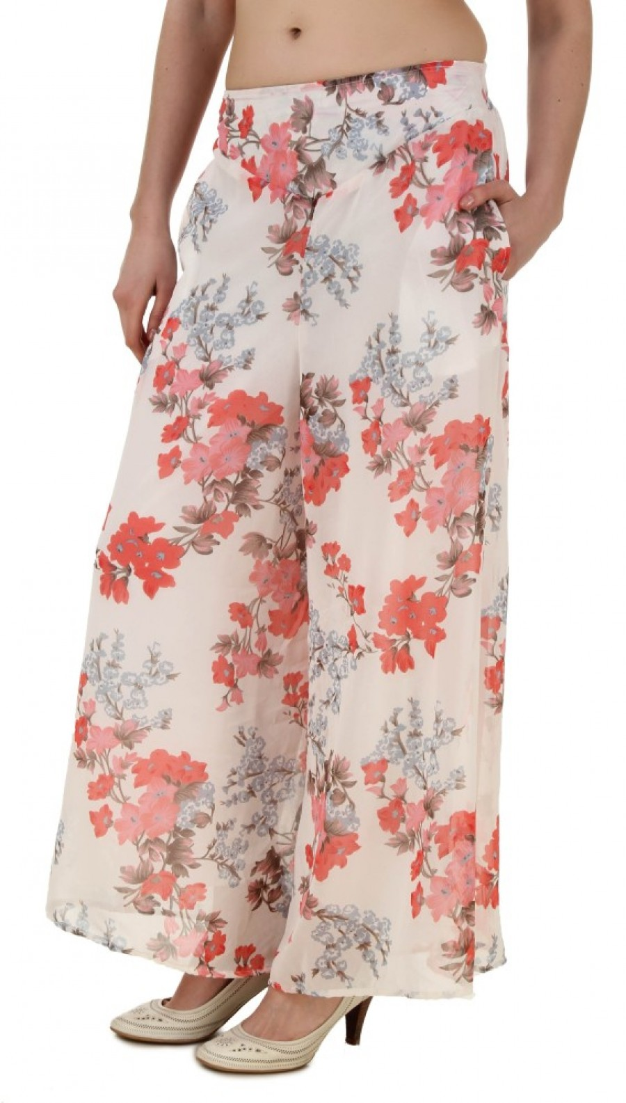 Buy RoseBella Regular Fit Women Multicolor Trousers Online