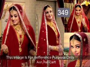Buy Aishwarya Red Color Lehenga Choli Online