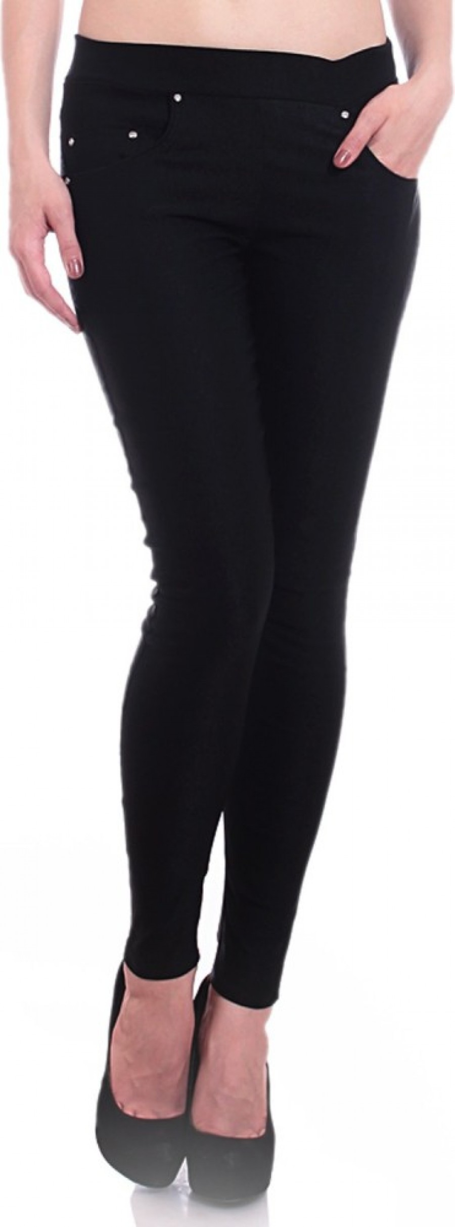 Buy Hightide Women Black Jeggings Online