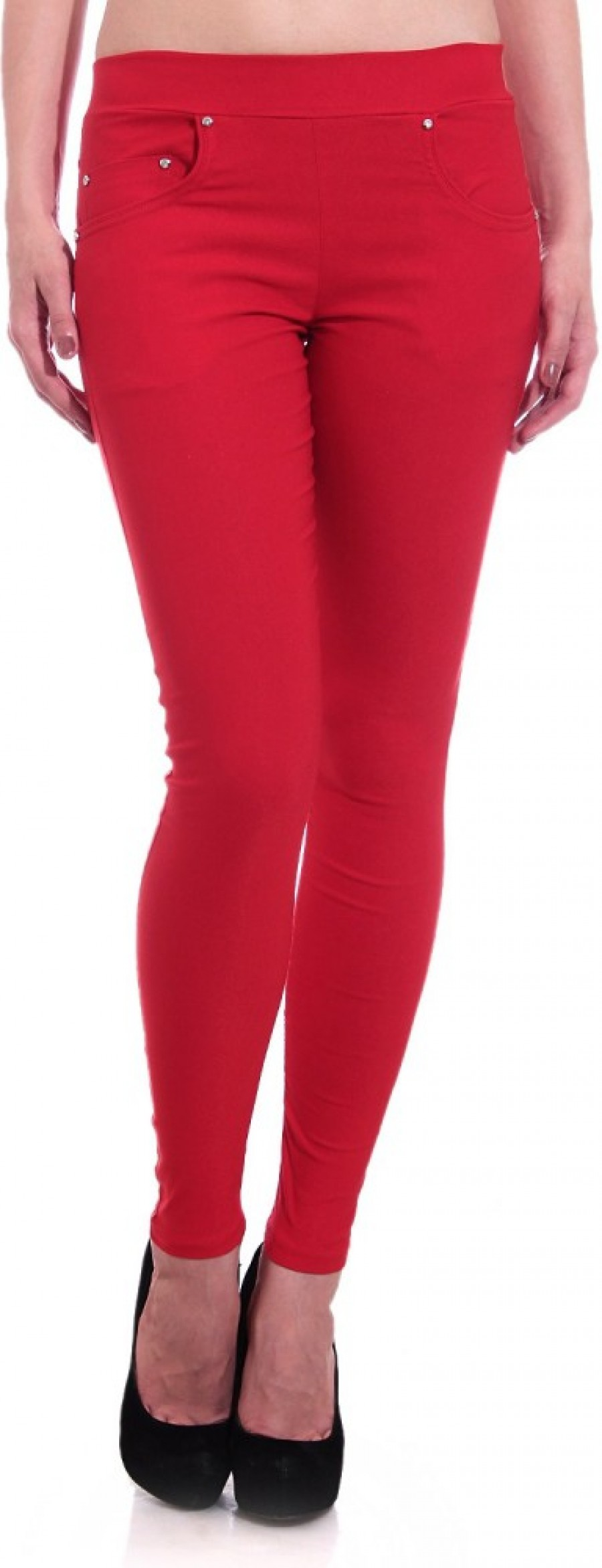 Buy Hightide Women Red Jegging Online