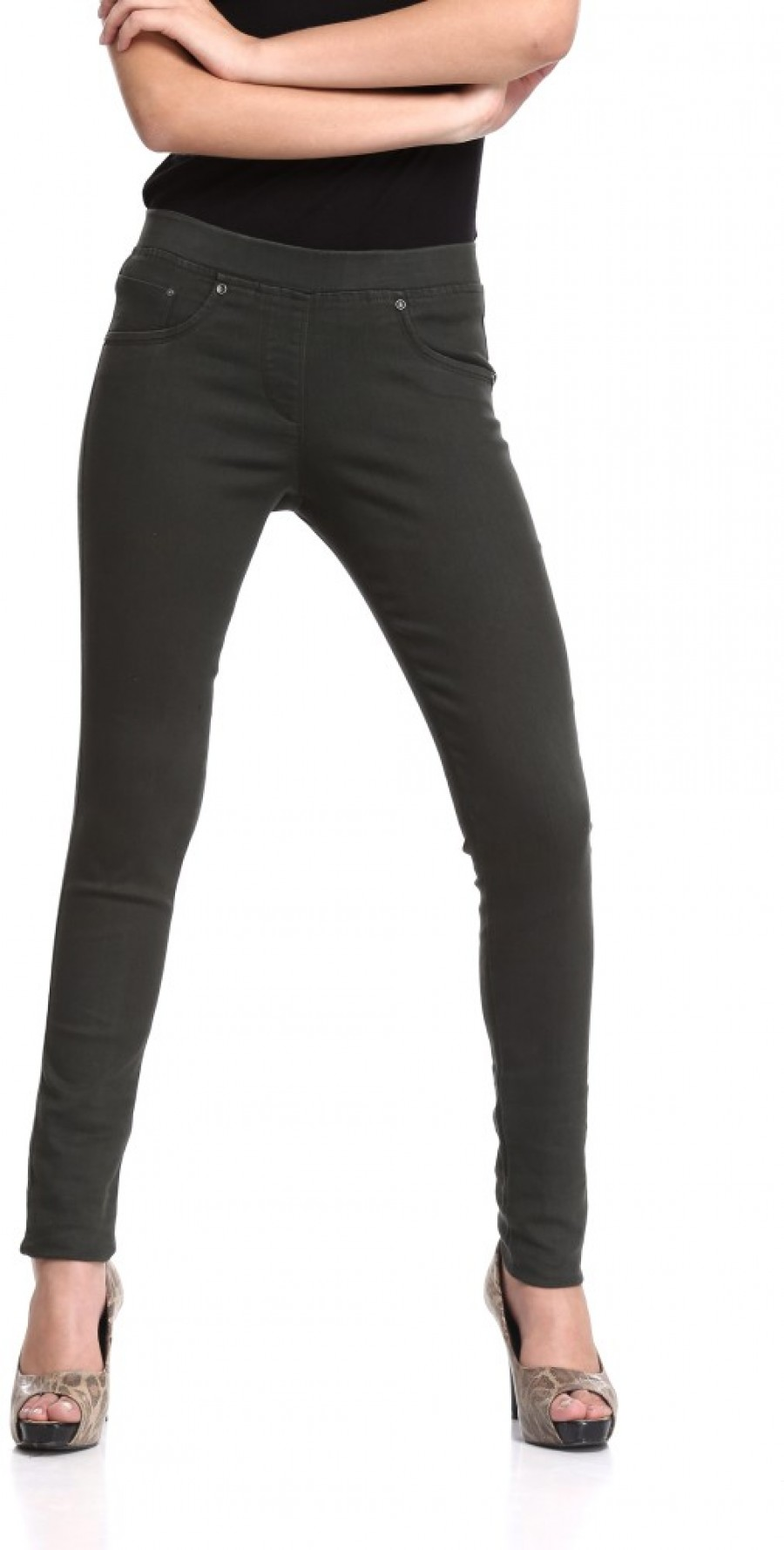 Buy Westwood Women Black Jeggings Online