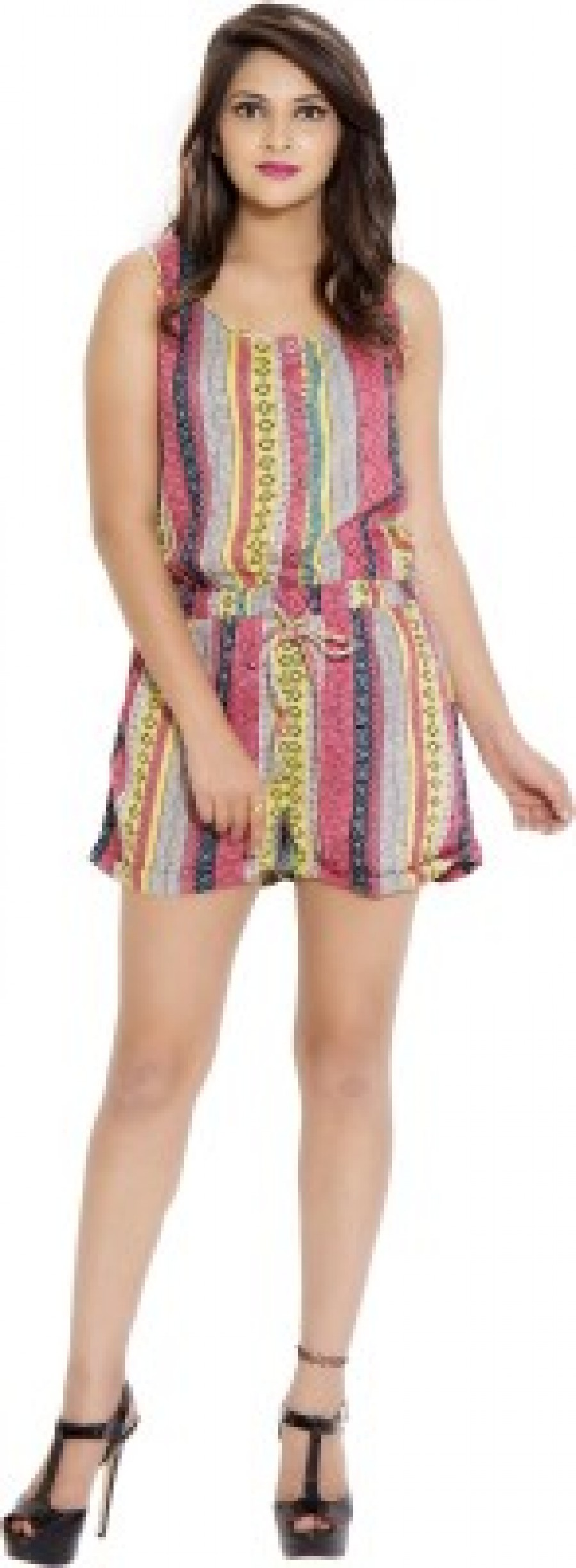 Buy Goodwill Impex Printed Womens Jumpsuit Online