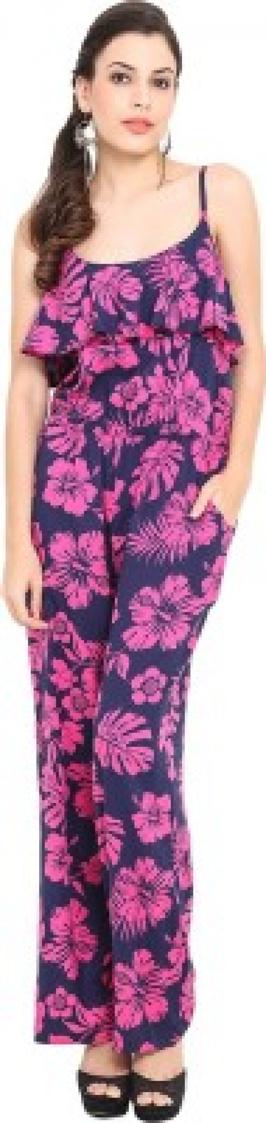 Buy Pryma Donna Floral Print Womens Jumpsuit Online