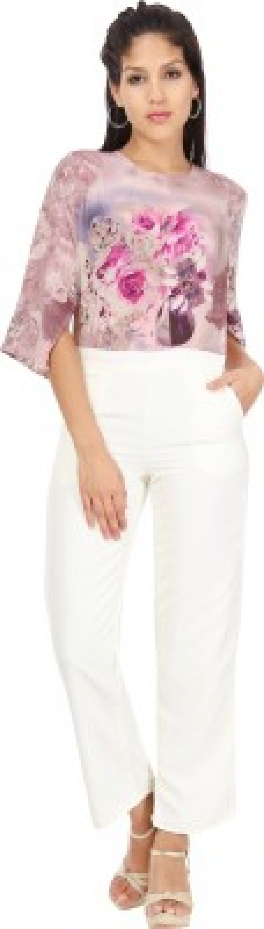 Buy Vodka Fashion India Floral Print Womens Jumpsuit Online