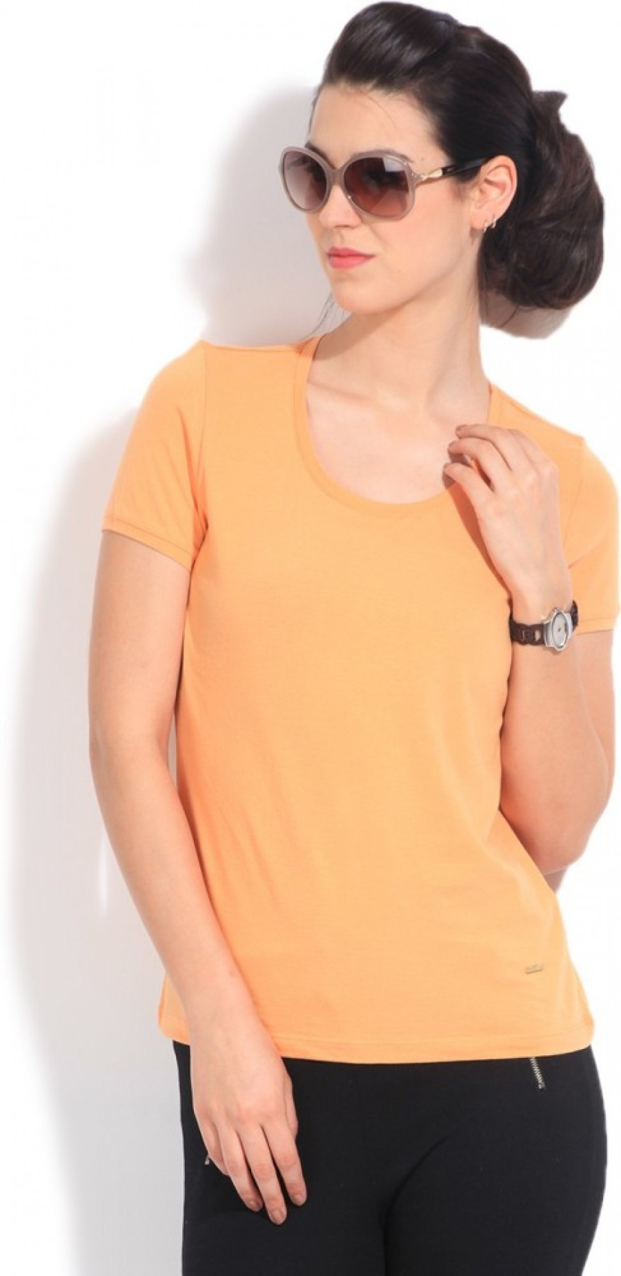 Buy United Colors of Benetton Women T Shirt Online