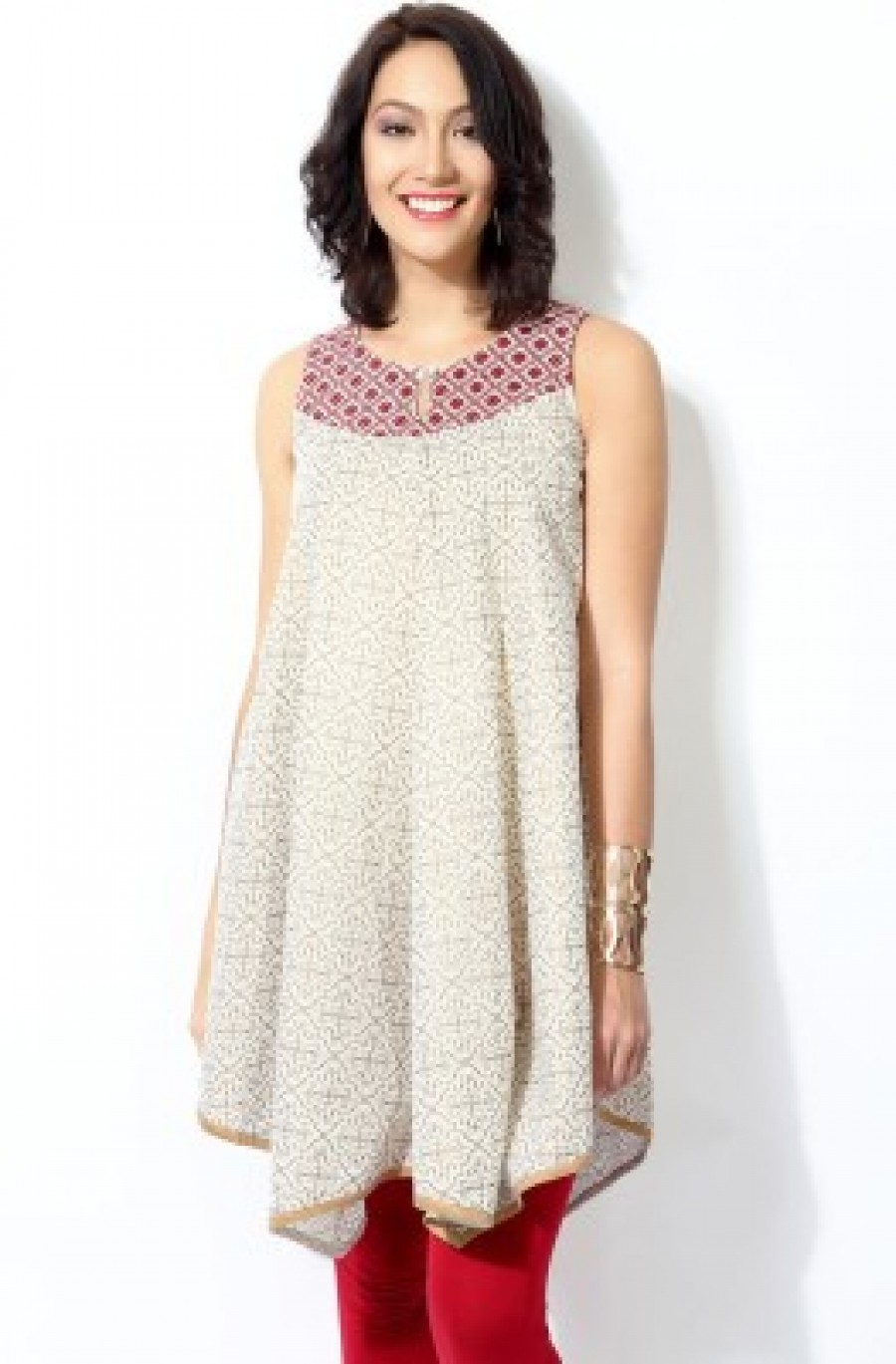 Buy People Embroidered Women s Tunic Online