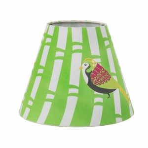 Buy Sparrow Conical Table Lamp Shade - Green Online