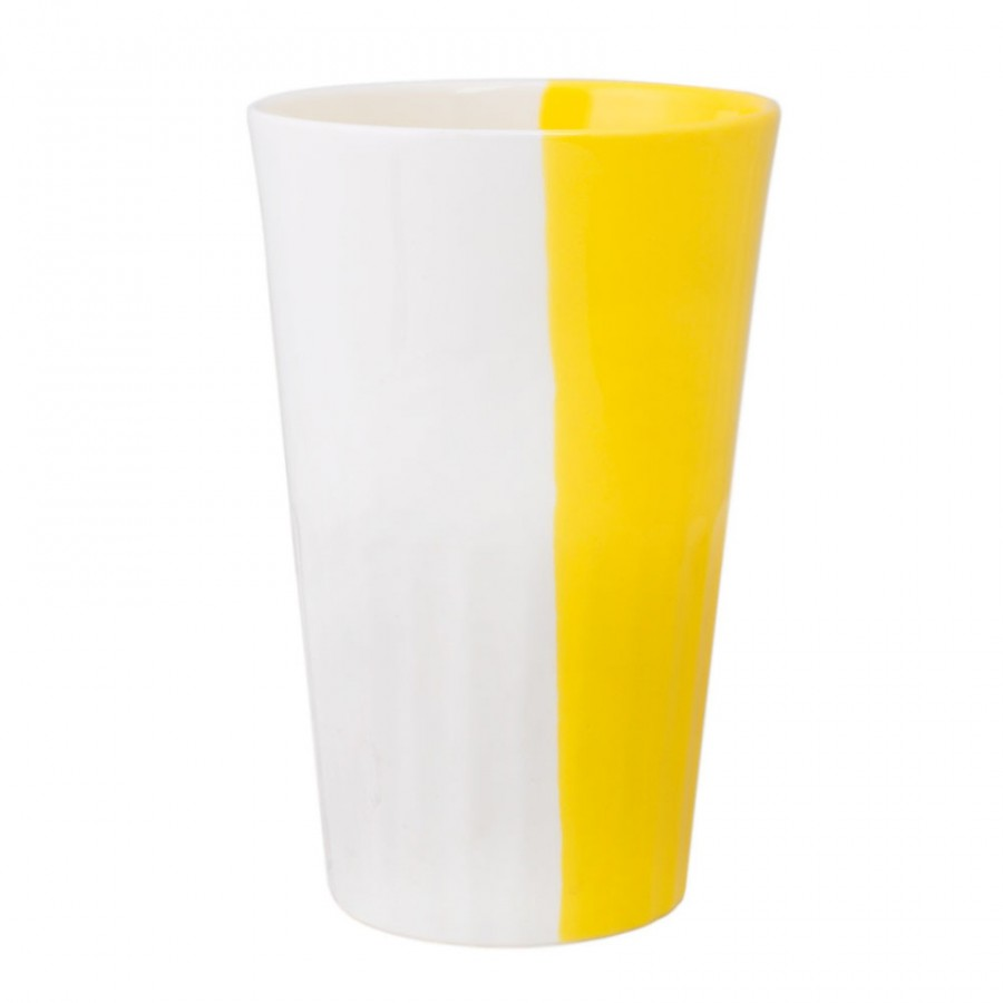 Buy Colour Dip Large Tumbler - Yellow Online