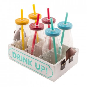Buy Milky Way Bottles - Set Of 6 Online