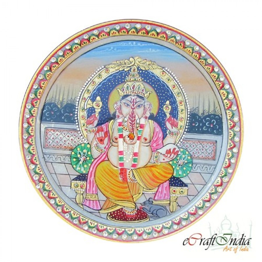 Buy Lord Ganesha on Pulpit Online