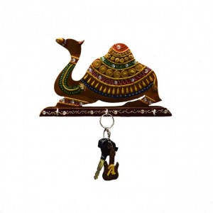Buy Papier-Mache Camel Key Holder Online