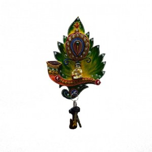 Buy eCraftIndia Laddu Gopal Key Holder Online