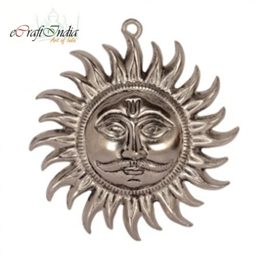Buy Decorative Wall Hanging of Sun Online
