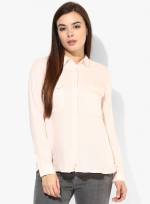 Buy MangoFlap Pocket Shirt Online