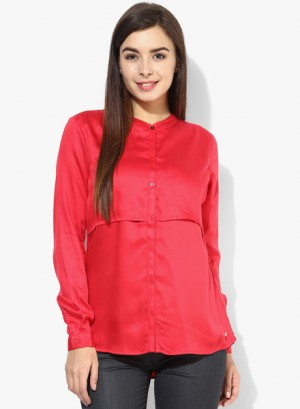 Buy Arrow WomanRed Shirt Online