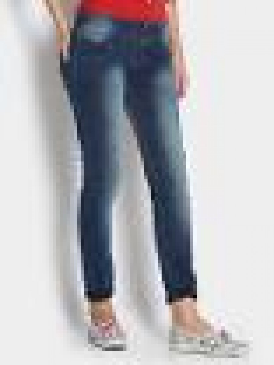 Buy United Colors of Benetton Women Blue Skinny Fit Jeans Online