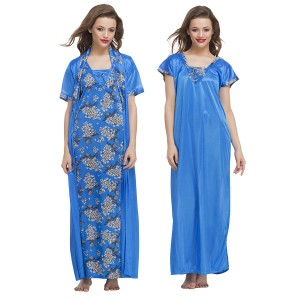 Buy  3 PC SATIN NIGHTWEAR SET Online