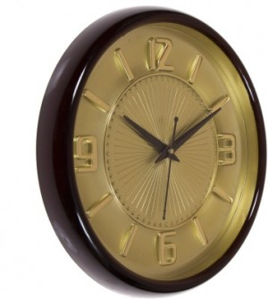 Buy  Smile2u Retailers Analog Wall Clock Online