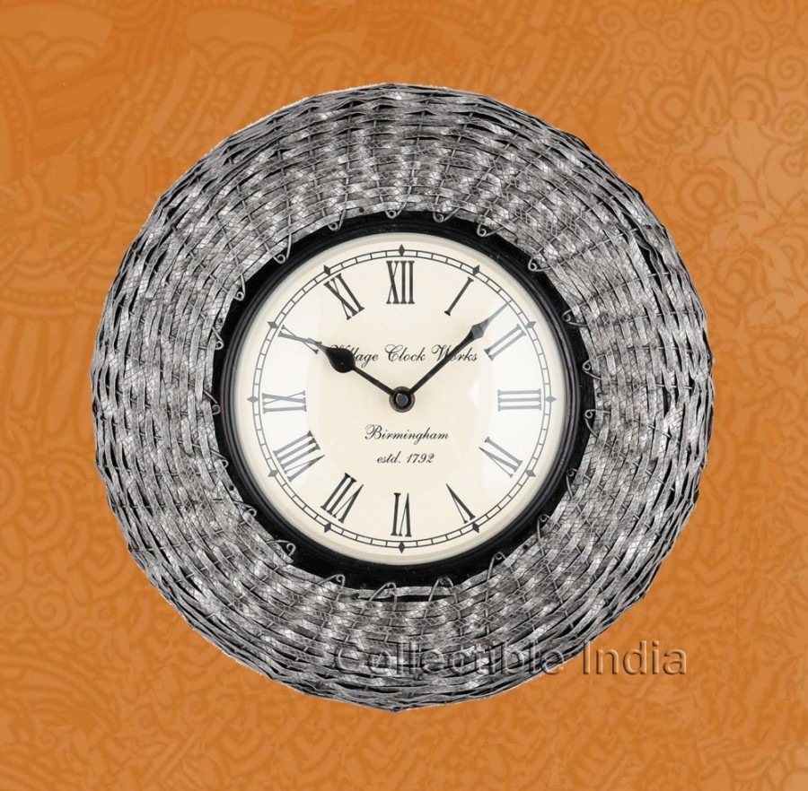 Buy  Collectible India Analog 15 cm Dia Wall Clock Online