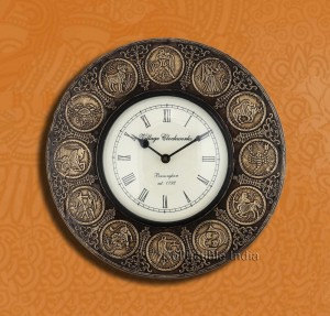 Buy  Collectible India Analog 30 cm Dia Wall Clock Online