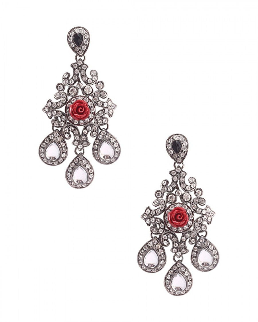 Buy  ANTIQUES TRUNK COLLECTION EARRINGS Online