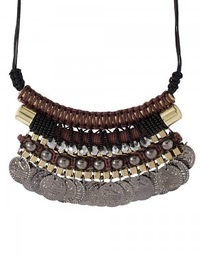 Buy MULTICOLOURED STATEMENT NECKLACE Online